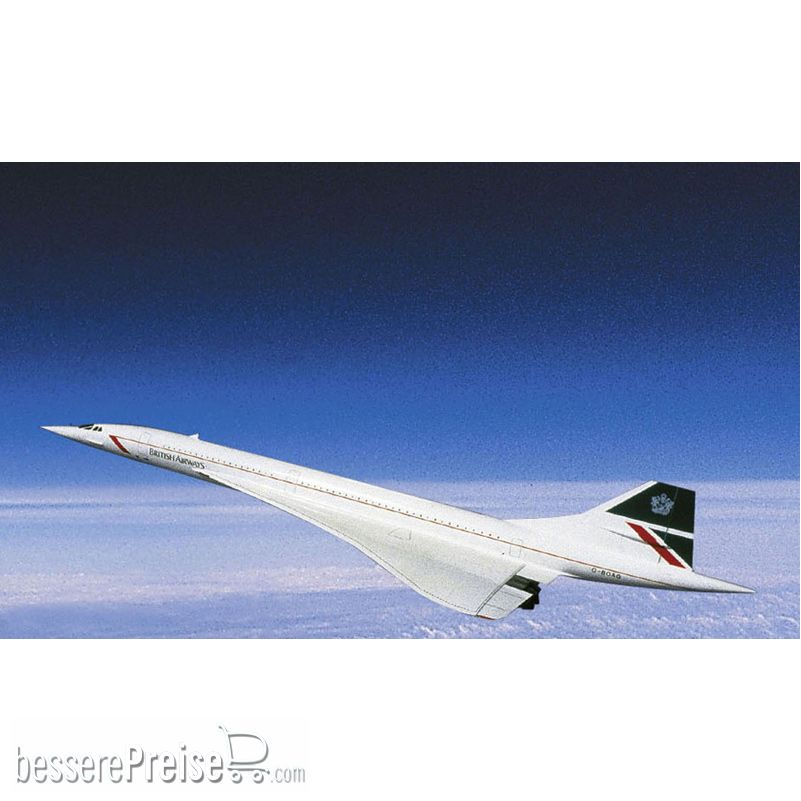 Revell 04257 Concorde British Airways