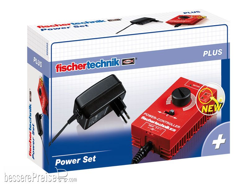 Fischertechnik 505283 - PLUS - Power Set