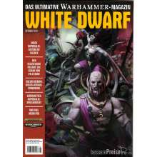 Games Workshop 04249999580-1019 - White Dwarf Oktober 2019 Deutsch