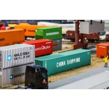 Faller 180844 - 40 Container CHINA SHIPPING