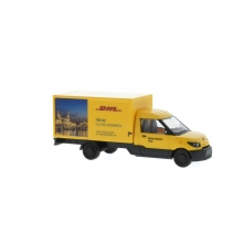 Rietze 33013 - Streetscooter Work L DHL Dresden, 1:87