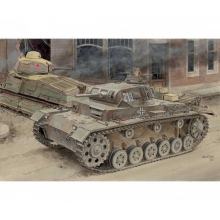 Dragon 500776944 - 1:35 Pz.Kpfw.III Ausf.E/F (2in1)