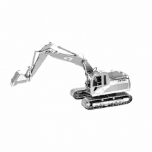 Metal Earth 502621 - Metal Earth: CAT - Excavator (Bagger)