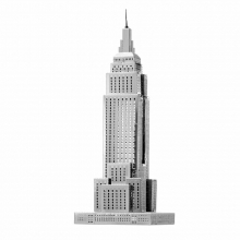 Metal Earth 502858 - Metal Earth: Iconx Empire State Building