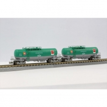 Rokuhan 7297734 - TAKI-1000 Japan Oil Transport -Color Eneos Set 2. Güterwagen